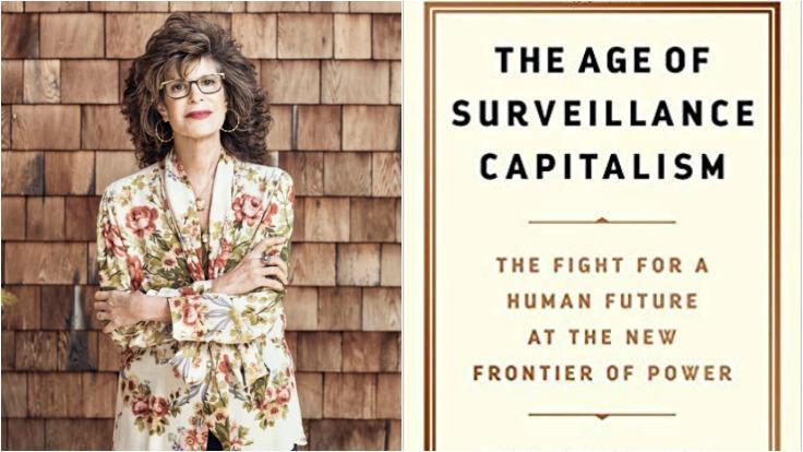 Shoshana Zuboff e o Capitalismo da Vigilância - Marcel Ayres